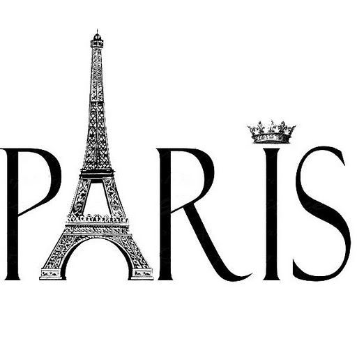 black and white paris clipart - Google S-black and white paris clipart - Google Search-0