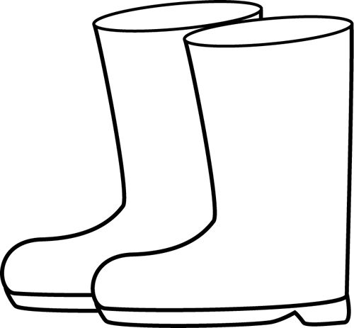 boot clipart