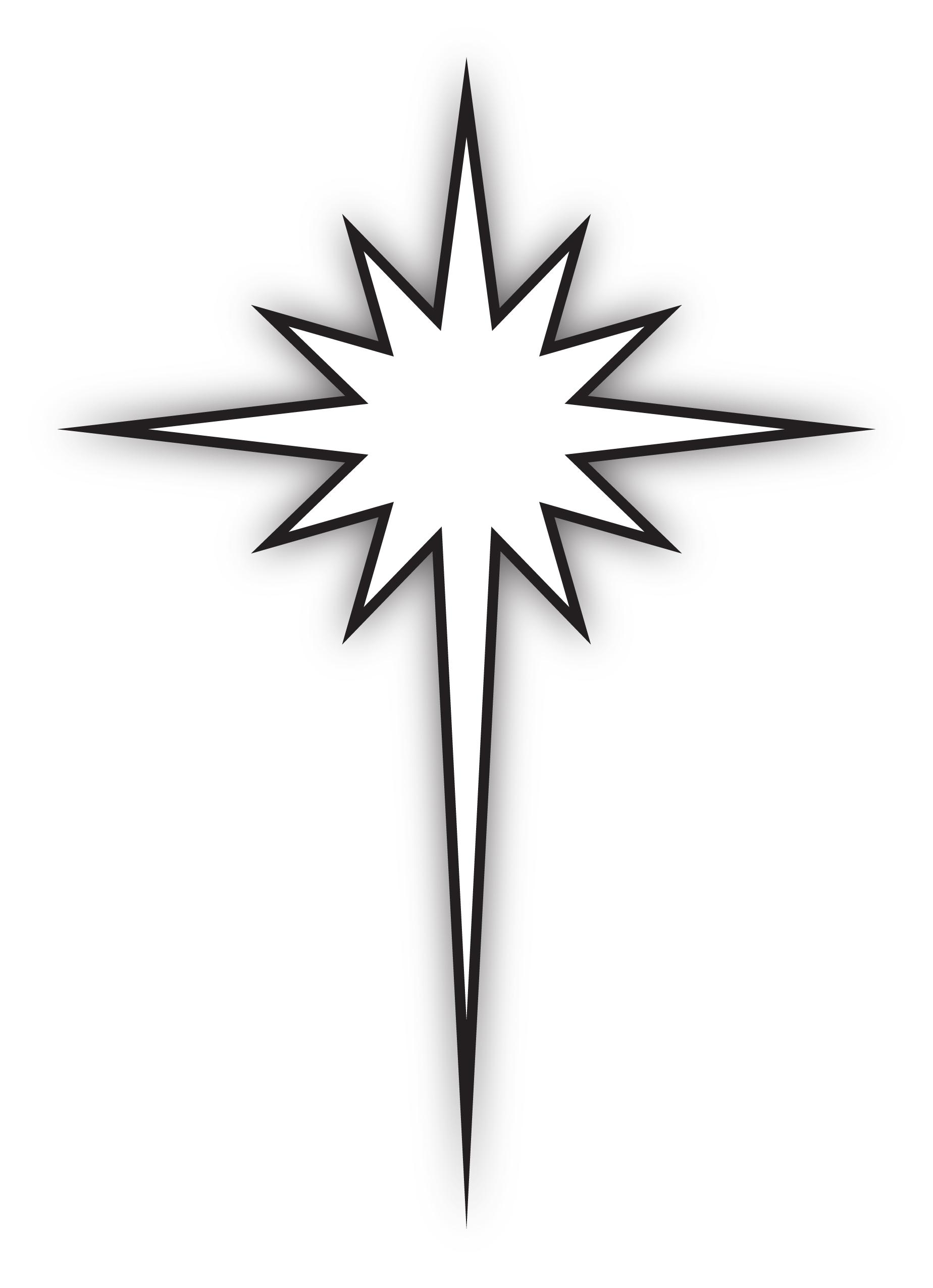 Black And White Star Of Bethlehem Car Tu-Black And White Star Of Bethlehem Car Tuning-5