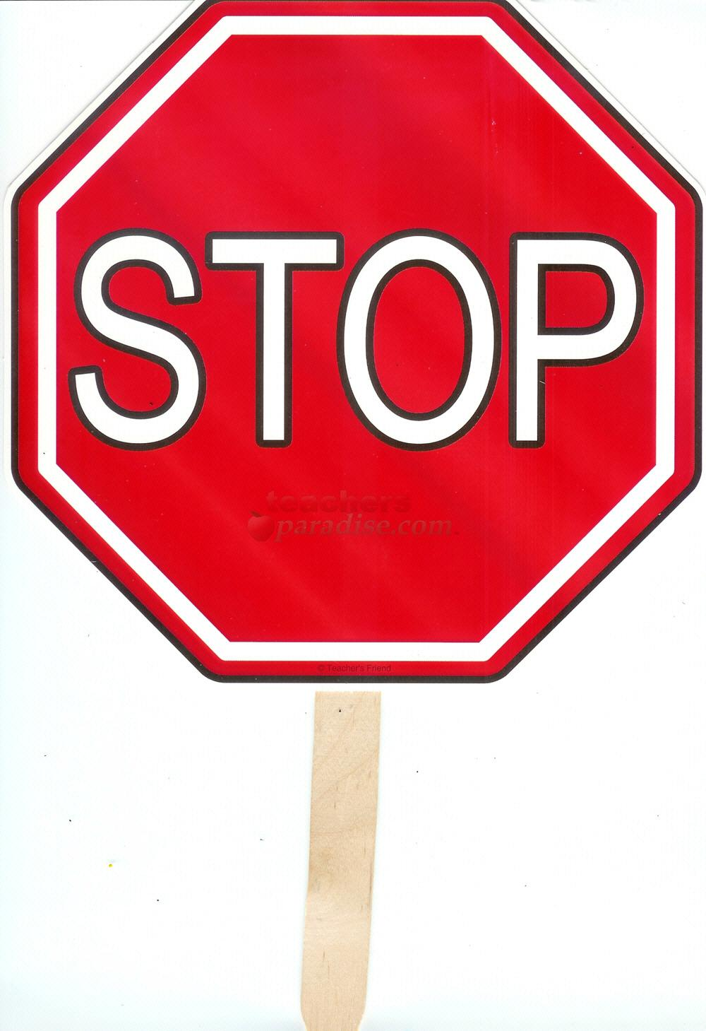 Black And White Stop Sign Clipart Stop Sign Clipart 193 Jpg
