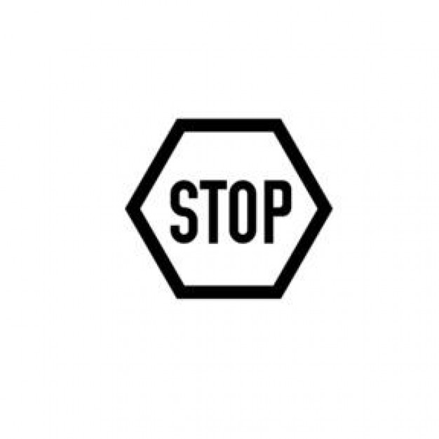 Black And White Stop Sign Icons Free Dow-Black And White Stop Sign Icons Free Download-12