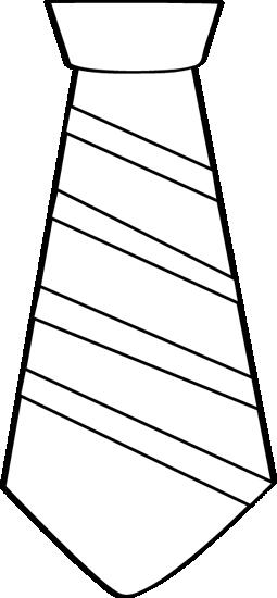 Neck Tie Clip Art