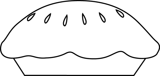 Black And White Thanksgiving Pie-Black and White Thanksgiving Pie-2
