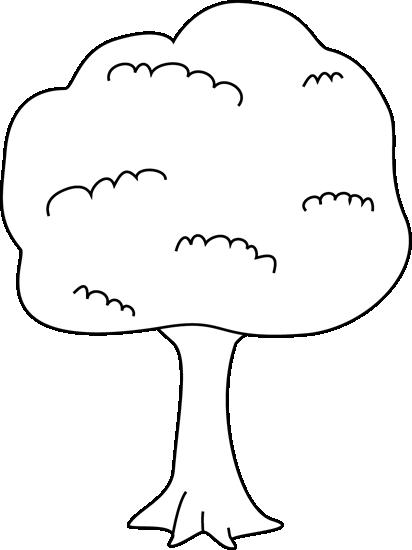 Black And White Tree. Black And White Tr-Black and White Tree. Black and White Tree Clip Art ...-4