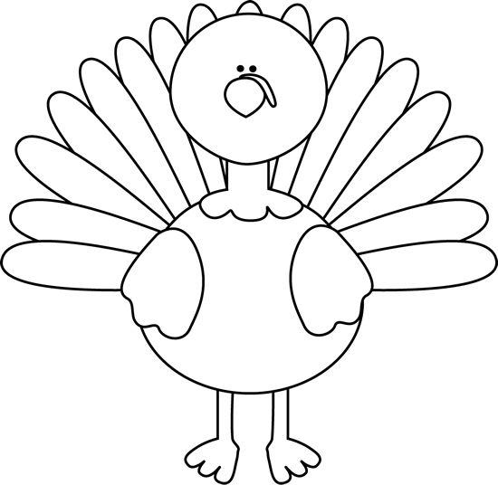 Black And White Turkey-Black and White Turkey-1