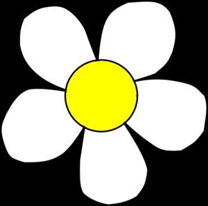 Clip Art Daisy