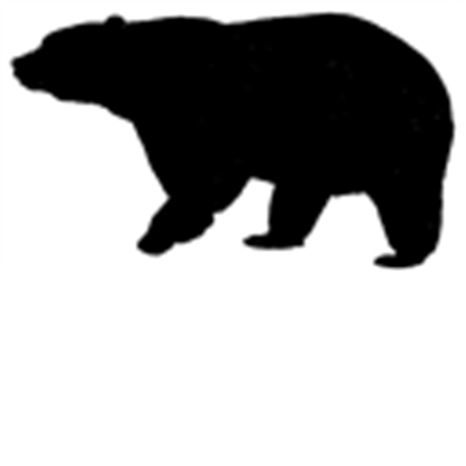 black-bear-clip-art-8 | Clipart library - Free Clipart Images