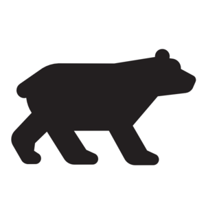 Black Bear Clip Art u2013 Clipart .