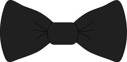 Bow tie template
