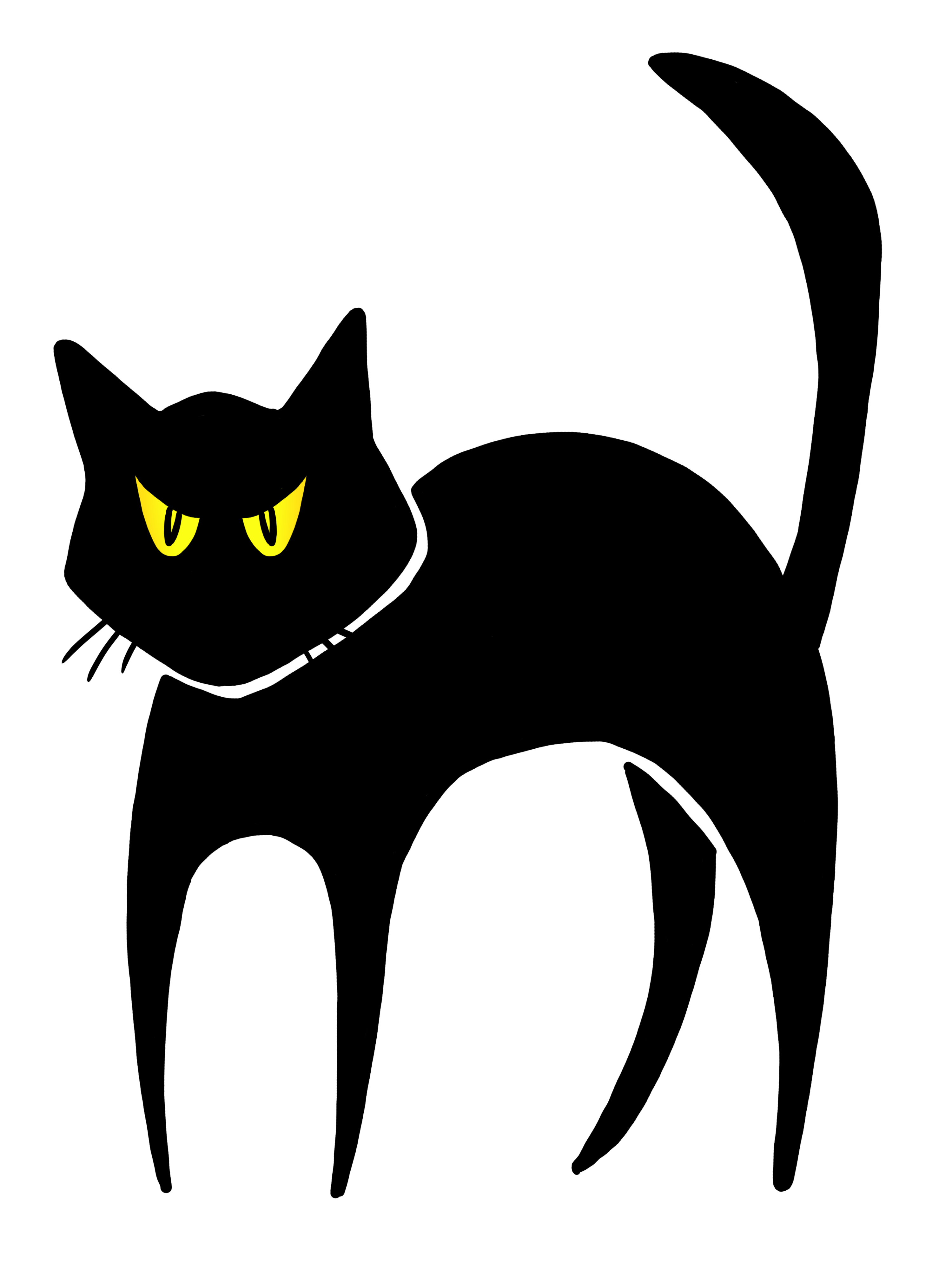 Black Cat Clip Art Clipart Best-Black Cat Clip Art Clipart Best-2