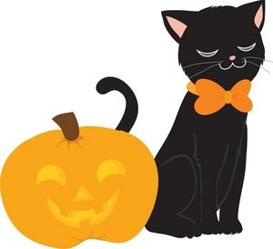 Black Cat Clip Art Images Black Cat Stoc-Black Cat Clip Art Images Black Cat Stock Photos Clipart Black Cat-1