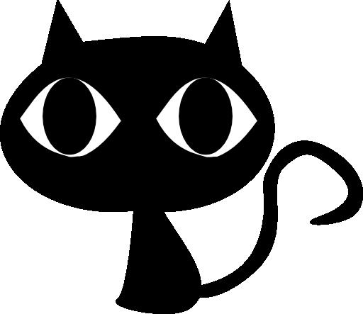 Black Cat Pictures Clip Art - Clipart Li-Black Cat Pictures Clip Art - Clipart library-4