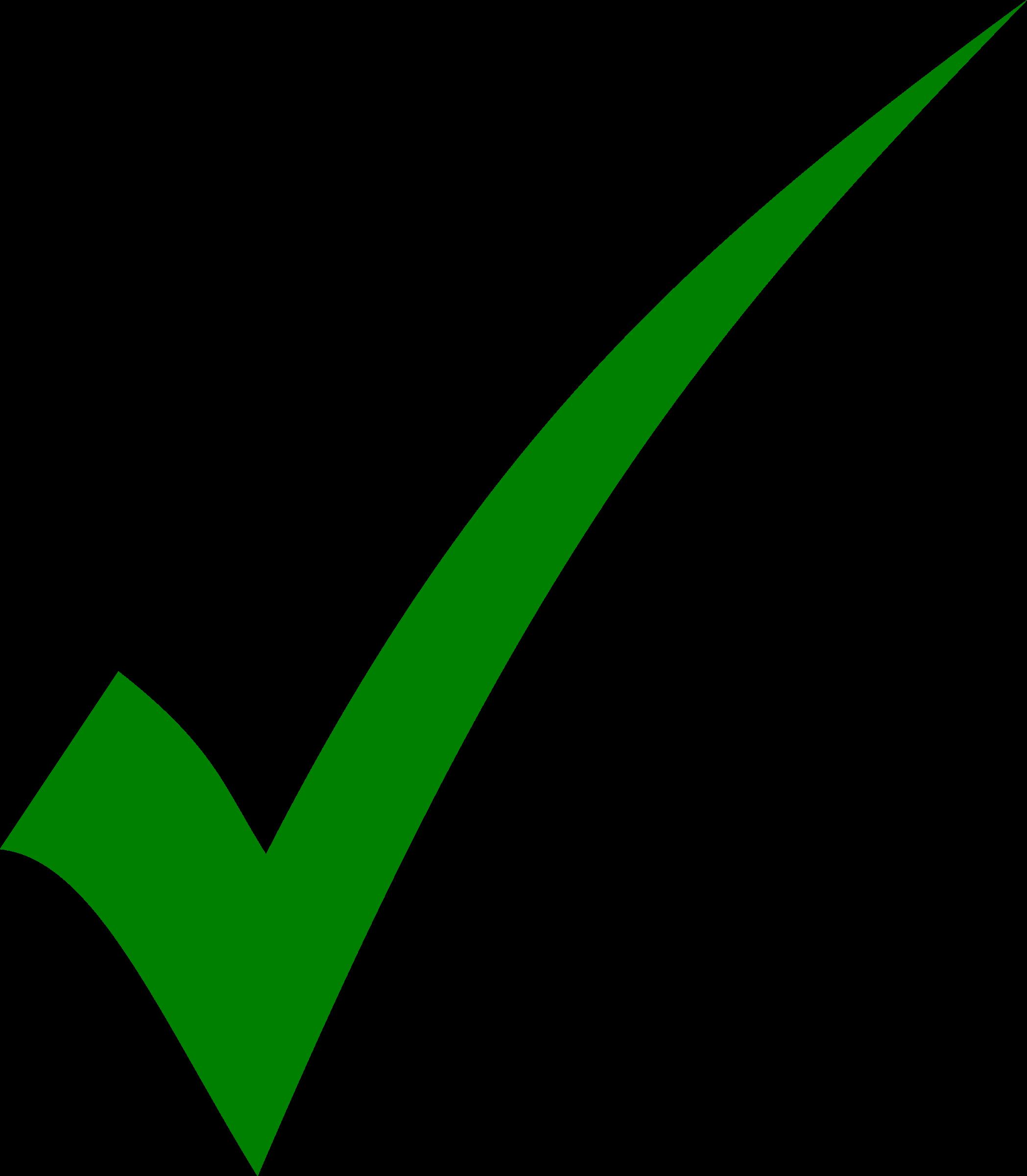 Checkmark Clip Art