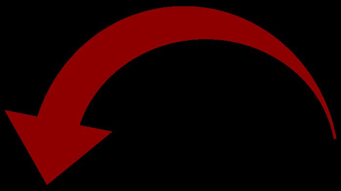 Black Curved Arrow Clip Art ..