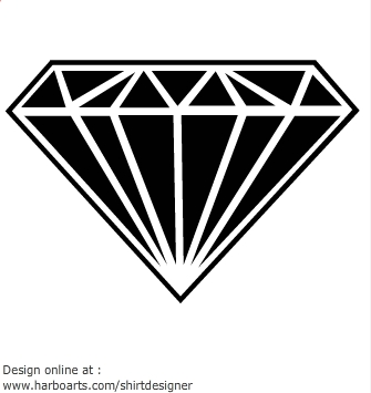 Black diamond clip art diamond .