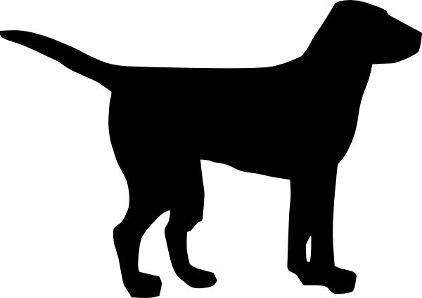 Black Dog Clip Art At Clker Com Vector C-Black Dog Clip Art At Clker Com Vector Clip Art Online Royalty Free-6