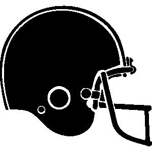 Black football helmet clip art ... Football helmet 3e 1d a ebcf0c .