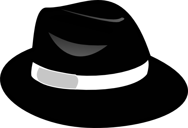 Black Hat Clip Art At Clker Com Vector C-Black Hat Clip Art At Clker Com Vector Clip Art Online Royalty Free-14