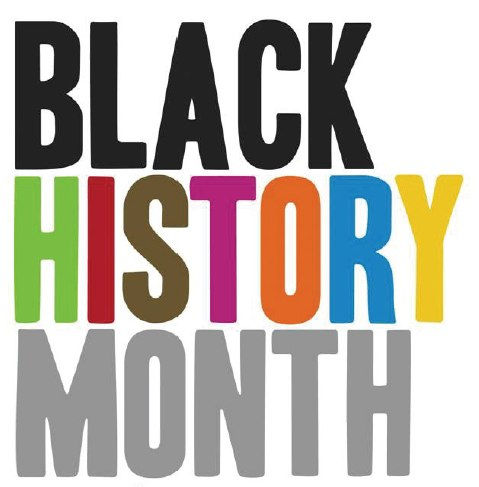 Black History Month Celebration Clip Art