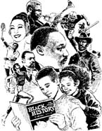 Black History Month Clip Art-Black History Month Clip Art-7