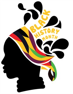 Black History Month Clip Art Covers