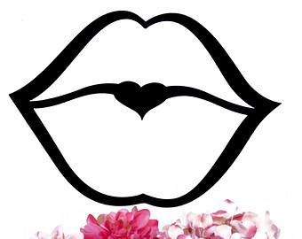 Kissy Lips Clip Art