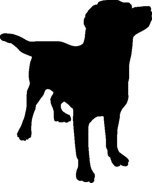 Black Lab Silo Clip Art At Clker Com Vec-Black Lab Silo Clip Art At Clker Com Vector Clip Art Online Royalty-6