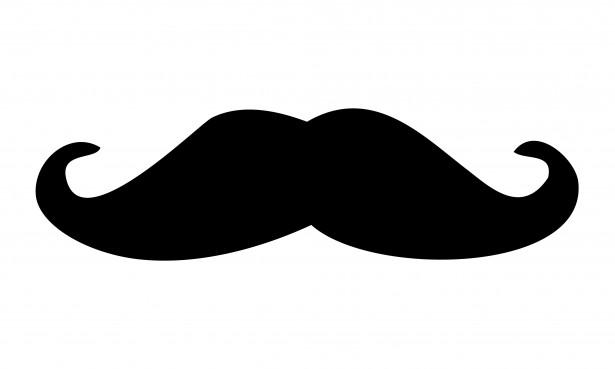 Mustache Images Clip Art