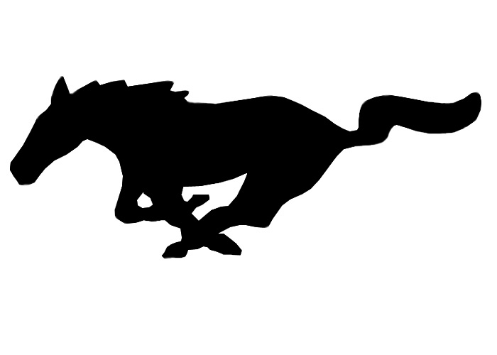 Black Mustang Emblem Ford Mustang Forums