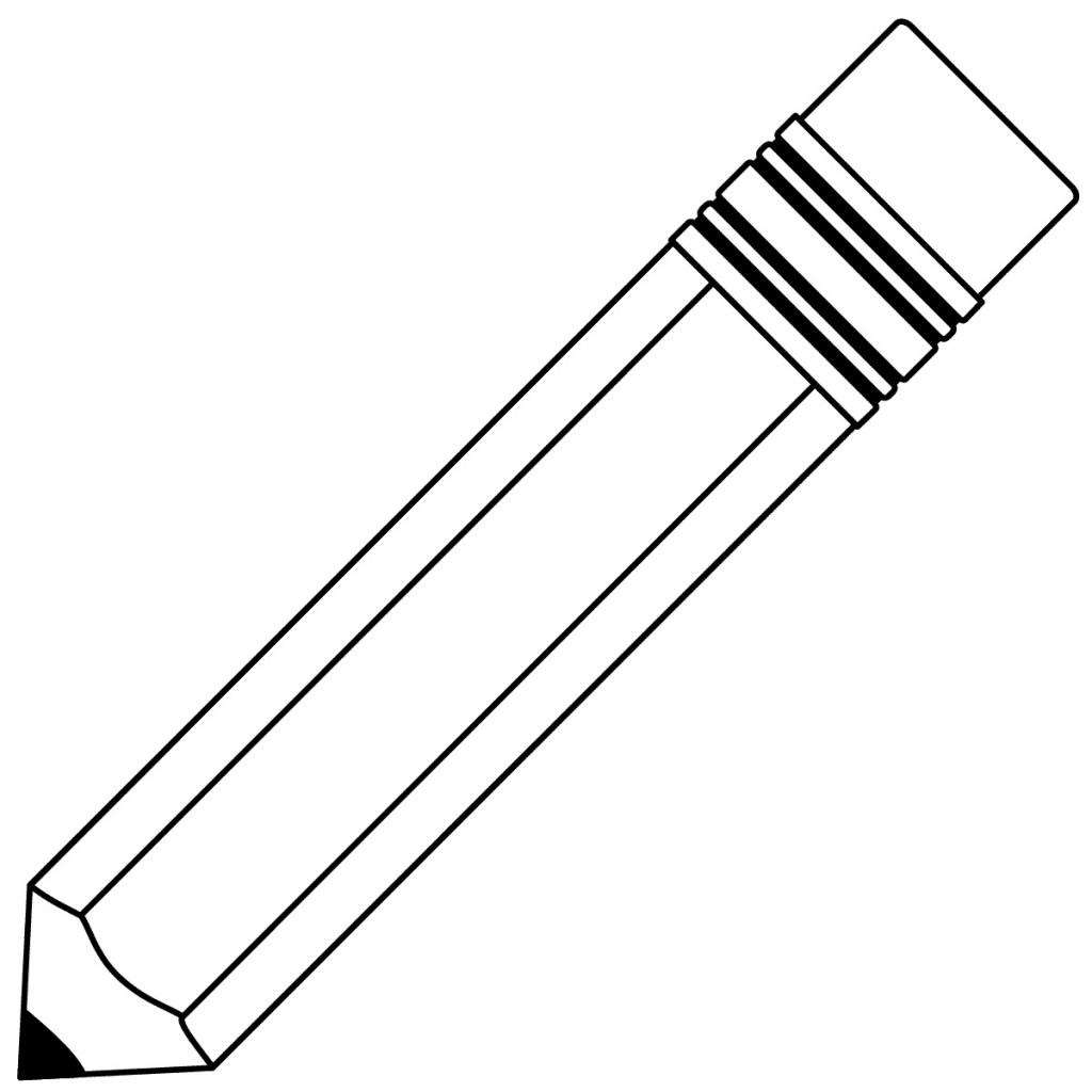 Black N White Pencil