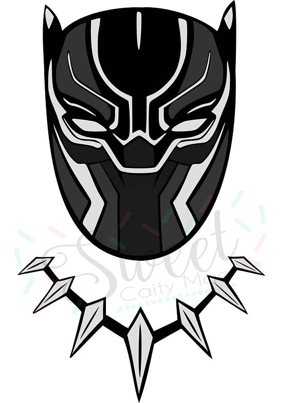 Black Panther Clipart-Clipartlook.com-570