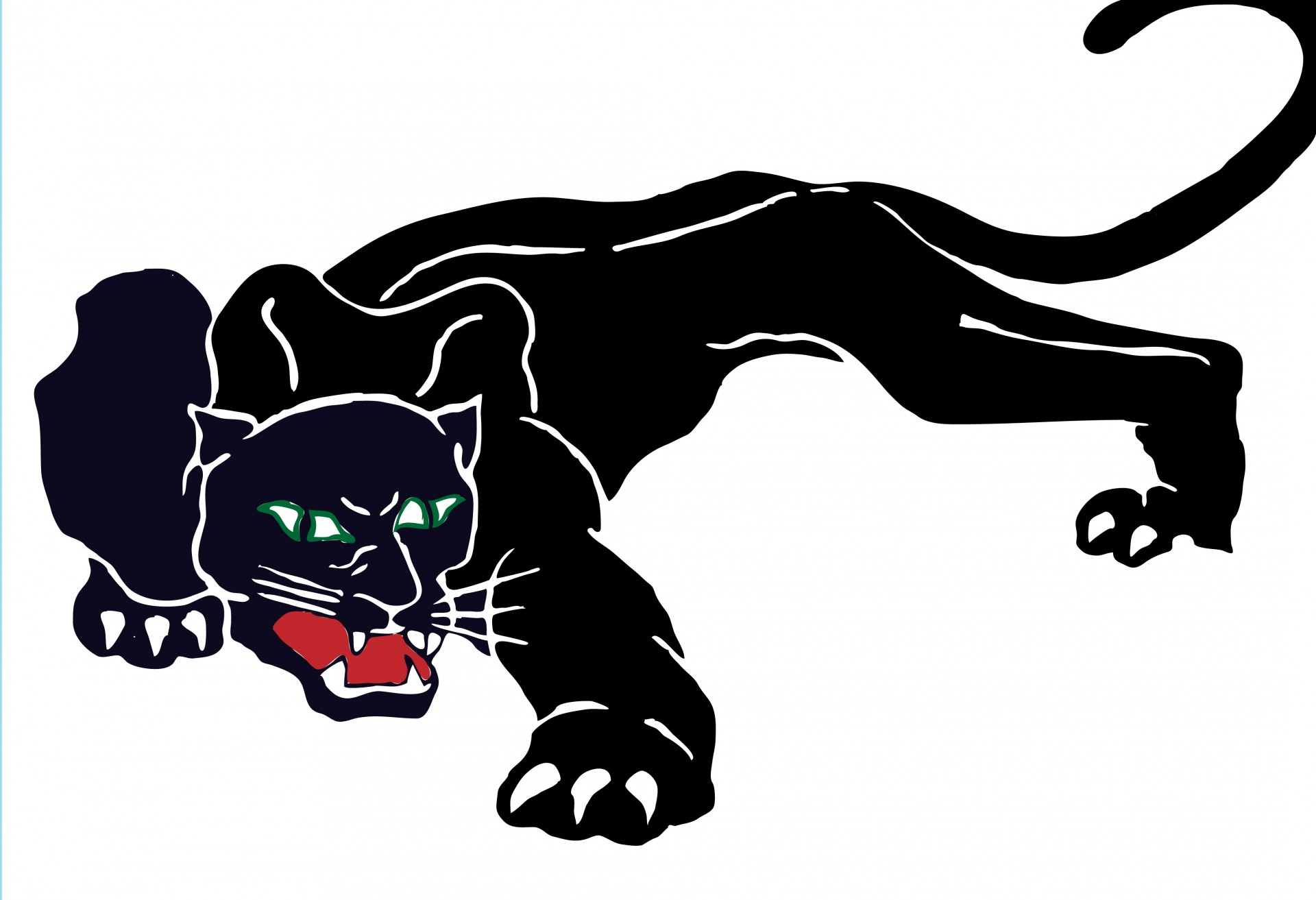 Black Panther Clipart
