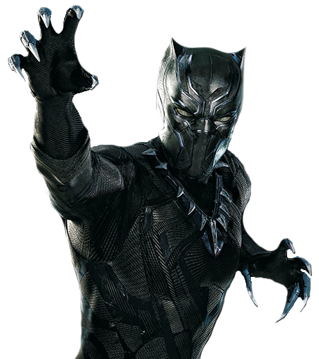 Black Panther Clipart PNG Image-Black Panther Clipart PNG Image-18