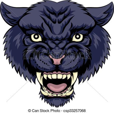 Black Panther - csp33257068