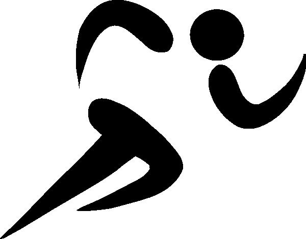Black Runner Clip Art At Clker Com Vecto-Black Runner Clip Art At Clker Com Vector Clip Art Online Royalty-14