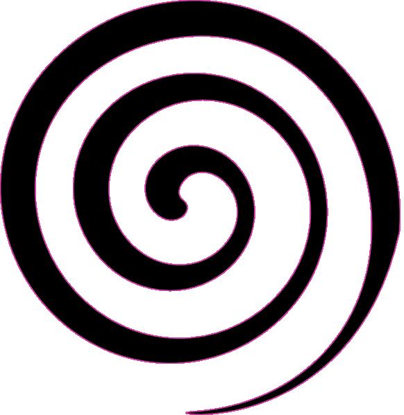 Black Spiral Lollipop Clip Art At Clker -Black Spiral Lollipop Clip Art At Clker Com Vector Clip Art Online-18