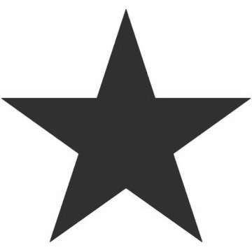 Black Star Clipart | Clipart library - Free Clipart Images