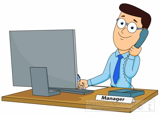 Black White Bank Manager Clipart Size: 9-Black White Bank Manager Clipart Size: 98 Kb From: Occupations-1