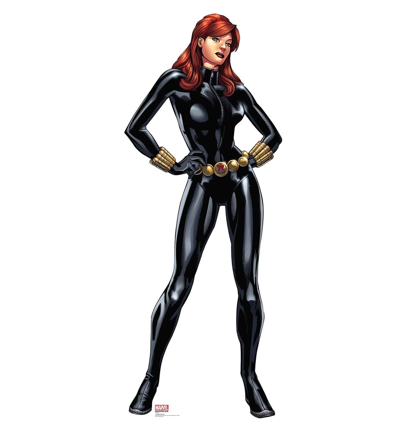 Black Widow (Marvel)(02 .