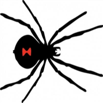 black-widow-spider-clip-art