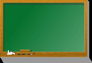Blackboard Clip Art