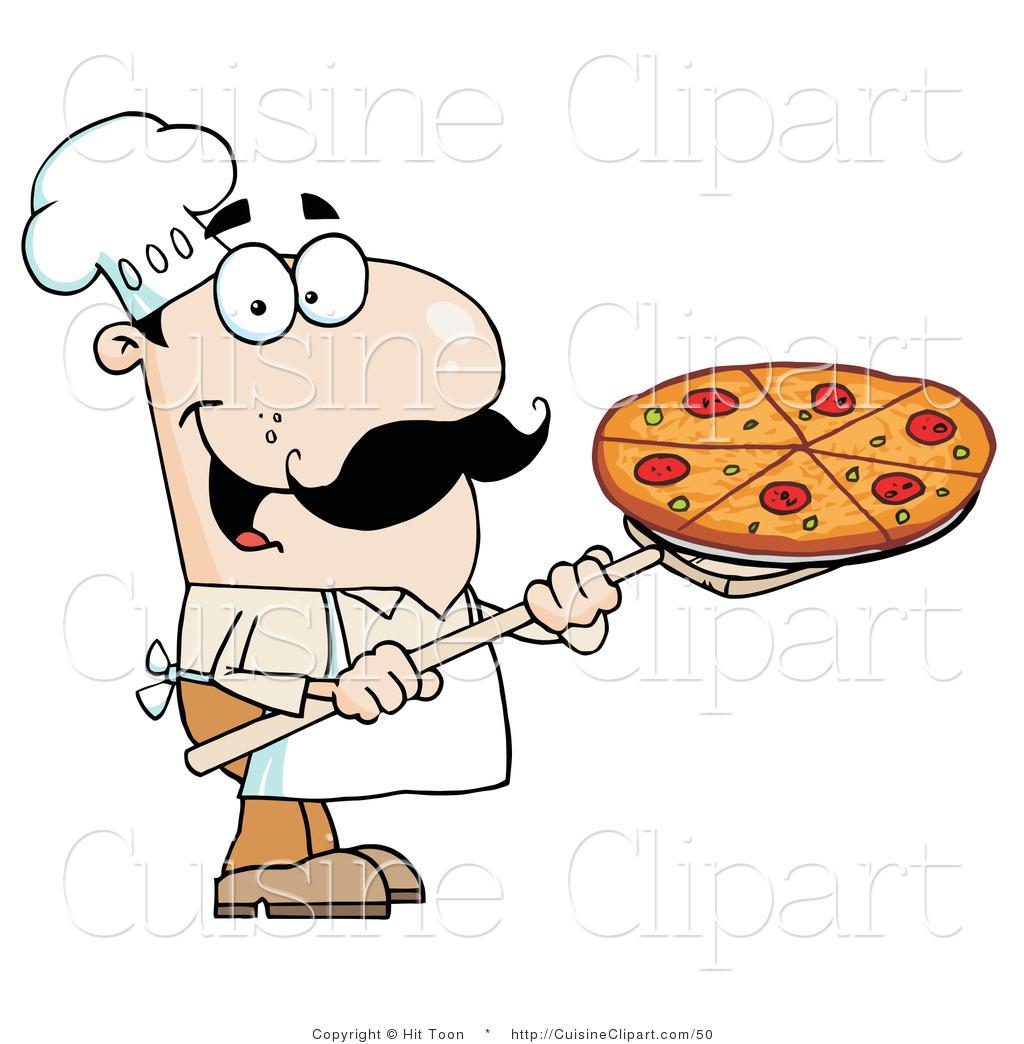 Pizza Party Clip Art