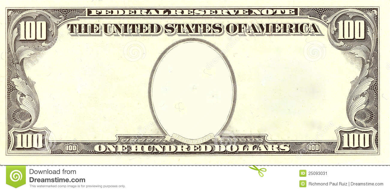 Blank Dollar Bill Clipart-Blank Dollar Bill Clipart-17