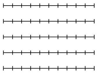 BLANK NUMBER LINE FOR ANY .-BLANK NUMBER LINE FOR ANY .-1