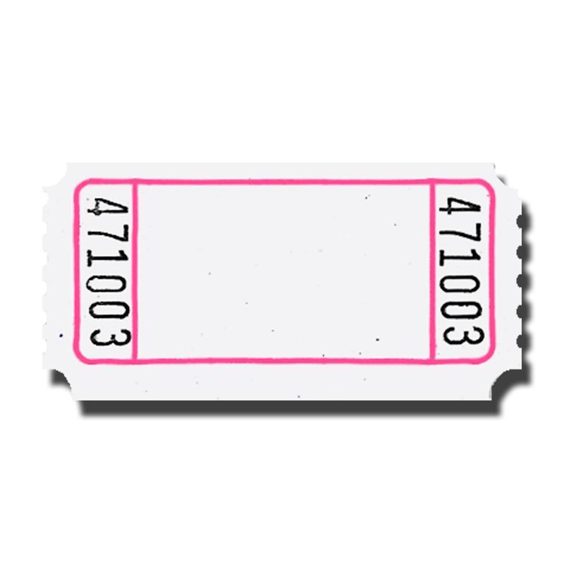 Blank Raffle Ticket Stub Clipart Free Cl-Blank Raffle Ticket Stub Clipart Free Clip Art Images-12