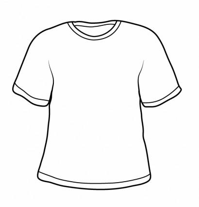 Blank T Shirt Clip Art Clipart Free Clip-Blank T Shirt Clip Art Clipart Free Clipart-0