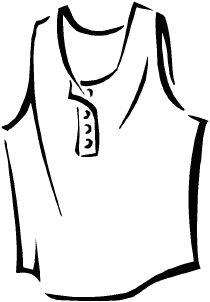 Blank T Shirt Clip Art; White ...-Blank T Shirt Clip Art; White ...-2