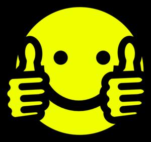 Thumb Up Clipart