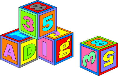 Blocks Clipart Image Free .-Blocks Clipart Image Free .-4
