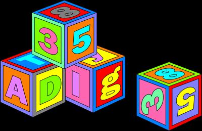 Blocks Clipart Image Free .-Blocks Clipart Image Free .-8